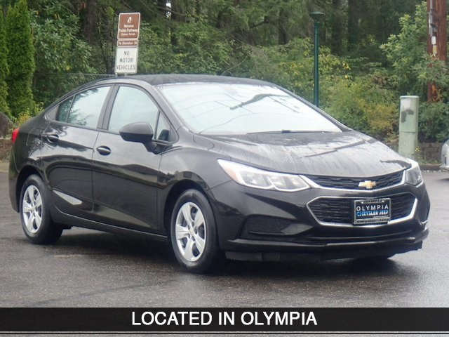 Pre Owned 2016 Chevrolet Cruze Ls Fwd 4d Sedan