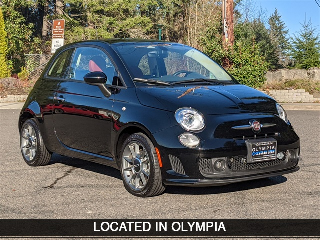 Pre-Owned 2019 FIAT 500 Pop
