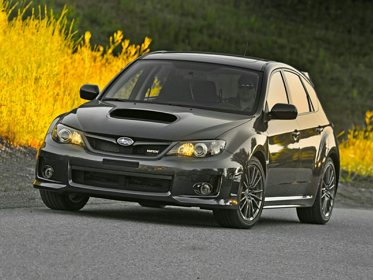 Pre Owned 2014 Subaru Impreza Wrx 4d Hatchback In Port Orchard