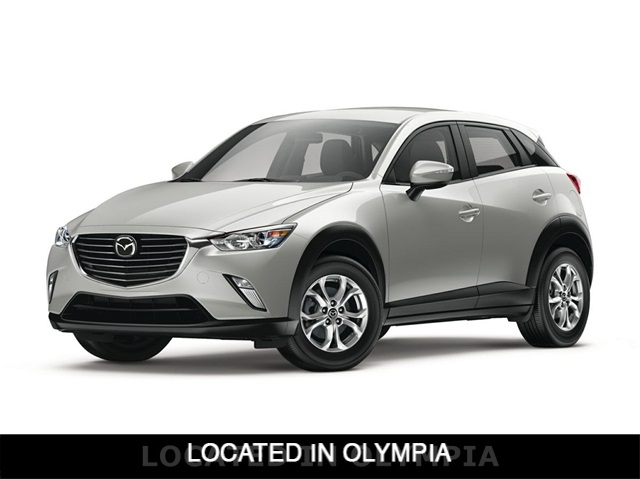 Pre-Owned 2016 Mazda CX-3 Touring