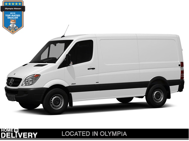 Pre-Owned 2013 Mercedes-Benz Sprinter 2500 Cargo 144 WB