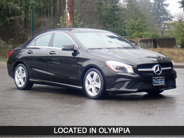 Pre Owned 2015 Mercedes Benz Cla Cla 250 Coupe In Port Orchard