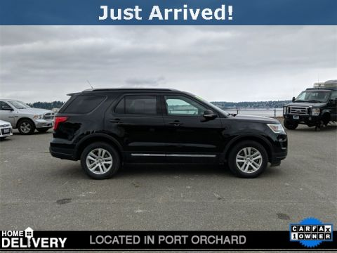 Pre-Owned 2019 Ford Explorer XLT 4WD