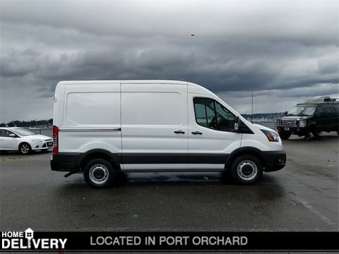 New 2020 Ford Transit-150 Base RWD 3D Cargo Van
