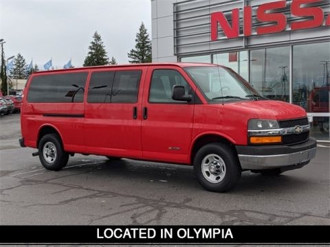 Pre-Owned 2005 Chevrolet Express Van G3500 Base