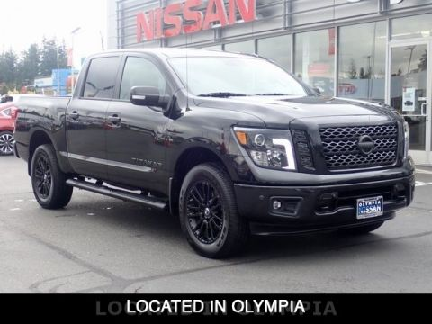 Pre-Owned 2019 Nissan Titan SL
