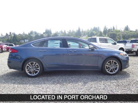 2019 Ford Fusion | Port Orchard Ford
