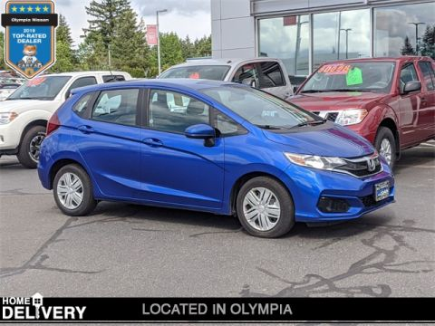Pre-Owned 2019 Honda Fit LX FWD 4D Hatchback