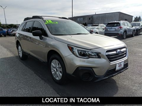 Certified Pre-Owned 2018 Subaru Outback 2.5i AWD