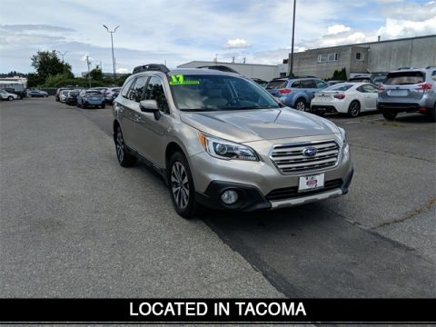Certified Pre-Owned 2017 Subaru Outback 2.5i With Navigation & AWD