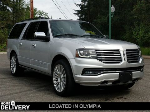 Pre-Owned 2015 Lincoln Navigator L With Navigation & 4WD