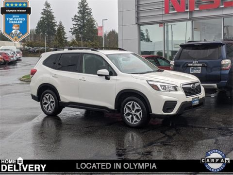 Pre-Owned 2019 Subaru Forester Premium AWD