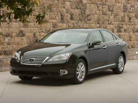 Pre-Owned 2012 Lexus ES 350 With Navigation