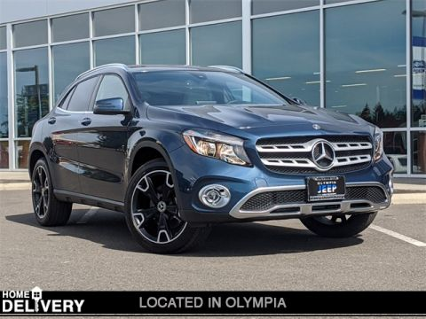 Pre-Owned 2020 Mercedes-Benz GLA GLA 250 With Navigation